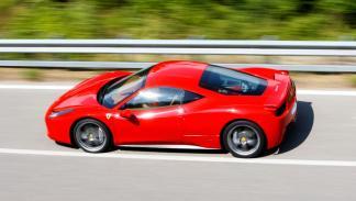 Ferrari 458 Italia en Fiorano