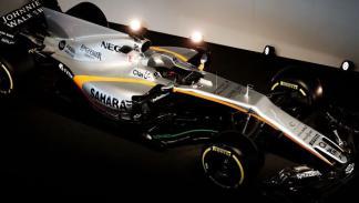 El Force India VJM10