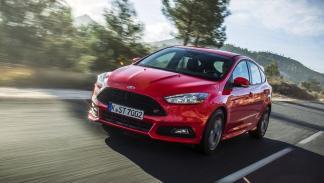 Ford Focus ST dinámica