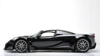 Hennessey Venom GT Spyder Steven Tyler 2
