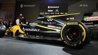 Interesante imagen de uno de los laterales del RS17