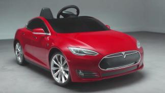 Los mejores coches eléctricos para niños - Tesla Model S