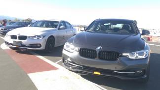 Michelin Pilot Sport 4S y BMW 340i
