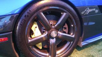 Michelin Pilot Sport 4S y Koenigsegg Agera