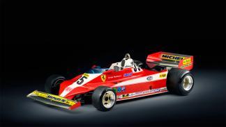 Monoplaza F1 Ferrari años 70 (II)