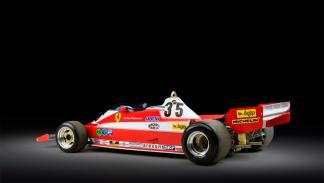 Monoplaza F1 Ferrari años 70 (III)