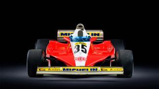 Monoplaza F1 Ferrari años 70 (IV)