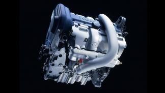 Motor 5 cilindros turbo Volvo