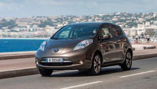 Nissan Leaf ventas enero España