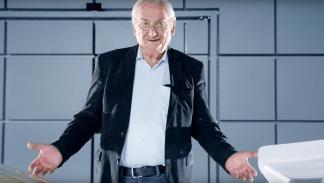 Norbert Singer nos muestra los alerones más salvajes de la historia de Porsche