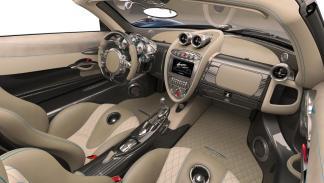 Pagani Huayra Roadster descapotable exclusivo superdeportivo