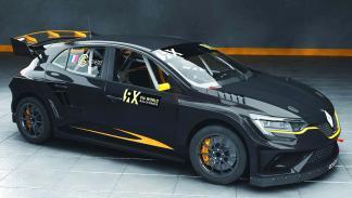 Renault Mégane de rallycross de Prodrive