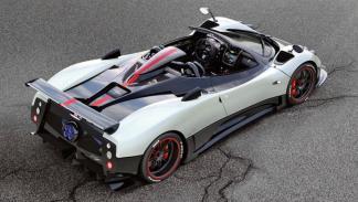 Rivales Pagani Huayra Roadster Zonda Cinque