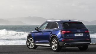 Rivales Range Rover Velar: Audi Q5 (I)