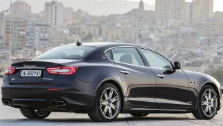 ¿Y si los coches italianos tuvieran nombres en español? - Maserati Quattroporte