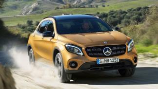 SUV 2017: Mercedes-Benz GLA