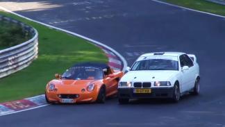 Todo lo que no debes hacer en Nürburgring