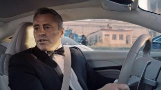 Top Gear Matt LeBlanc