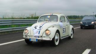 2. VW Type 1 Beetle Model 117 de 1963 - Herbie