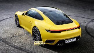 Así podría ser el Porsche 911 992