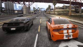 Así se ve GTA V en resolución 4K