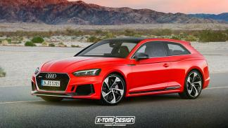 Audi RS5 Shooting brake X-Tomi