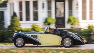 Bugatti Type 57S Cabriolet by Vanvooren