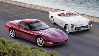 Los clásicos más populares en Estados Unidos según Instagram - Chevrolet Corvette