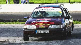 Los coches de drift más locos - Ford Sierra familiar