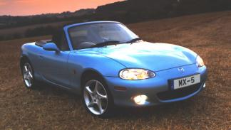 Coches para hacer drift Mazda MX5