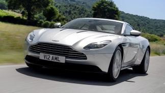 Los coches más espectaculares de la nueva temporada de Top Gear - Aston Martin DB11