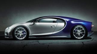 Los coches más espectaculares de la nueva temporada de Top Gear - Bugatti Chiron