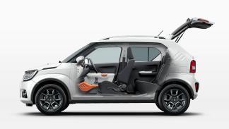 Coches nuevos por menos de 15.000 euros - Suzuki Ignis 2017