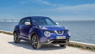 Coches que superan el tope de emisiones: Nissan Juke (I)