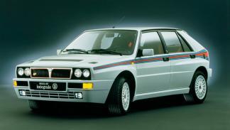Coches que te ponen: Lancia Delta (I)