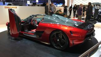Koenigsegg Regera Salón de Ginebra 2017