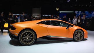 Lamborghini Huracán Performante Salón de Ginebra 2017