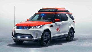 Land Rover Discovery 'Project Hero' (II)