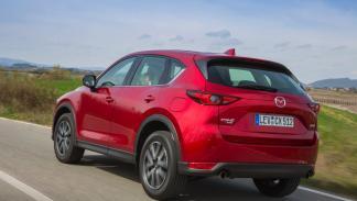 Mazda CX-5 2017 trasera