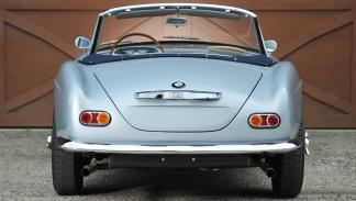 Los mejores BMW de la Historia - BMW 507