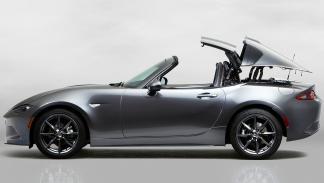 Los mejores coches para disfrutar de la primavera - Mazda MX-5 RF