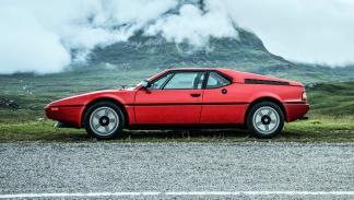 Mejores coches homolagados: BMW M1