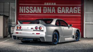 Mejores coches homologados: Nissan Skyline R33 LM