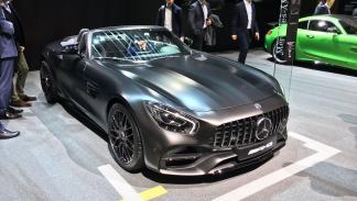 Mercedes-AMG GT C Roadster Edition 50 Salón de Ginebra