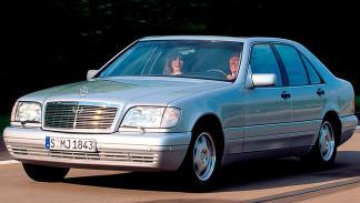 Mercedes Clase S W140 Robusto