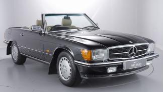Mercedes SL 500 de 1989