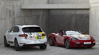 Porsche y Roy Lichtenstein