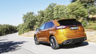 Prueba: Ford Edge Sport (II)