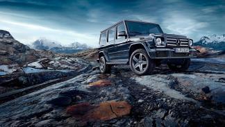 Los SUV más caros: Mercedes Clase G AMG (I)