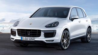 Los SUV más caros: Porsche Cayenne Turbo S (I)